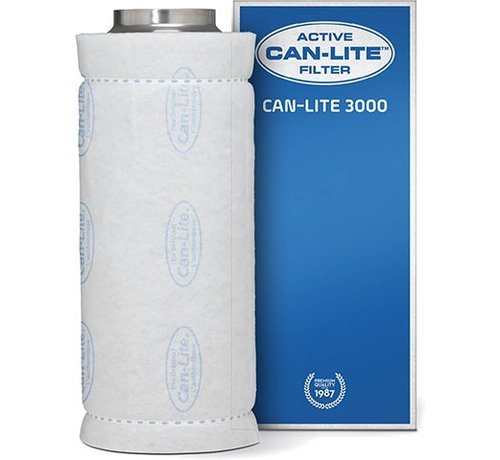 Can Filters CAN-LITE 3000 Aktivkohlefilter ø31 mm 3000 m³/h