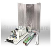 Growlampen-Set 400 Watt GE Lucalox