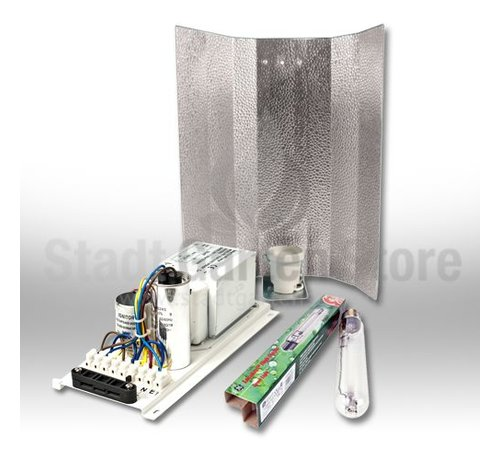 Grow Lampen Set 400 Watt HPS GE Lucalox