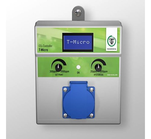 Techgrow T-Micro CO2 Kontroller