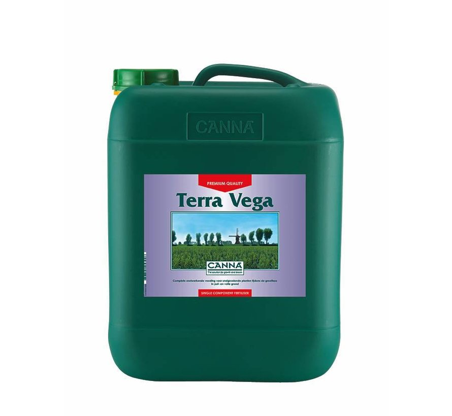 Canna Terra Vega 10 Liter