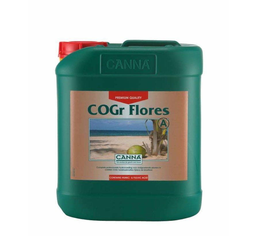 Canna COGr Flores A&B 5 Liter