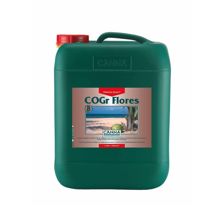 Canna COGr Flores A&B 10 Liter