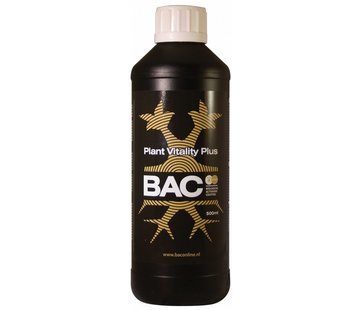 BAC Plant Vitality Plus 500 ml