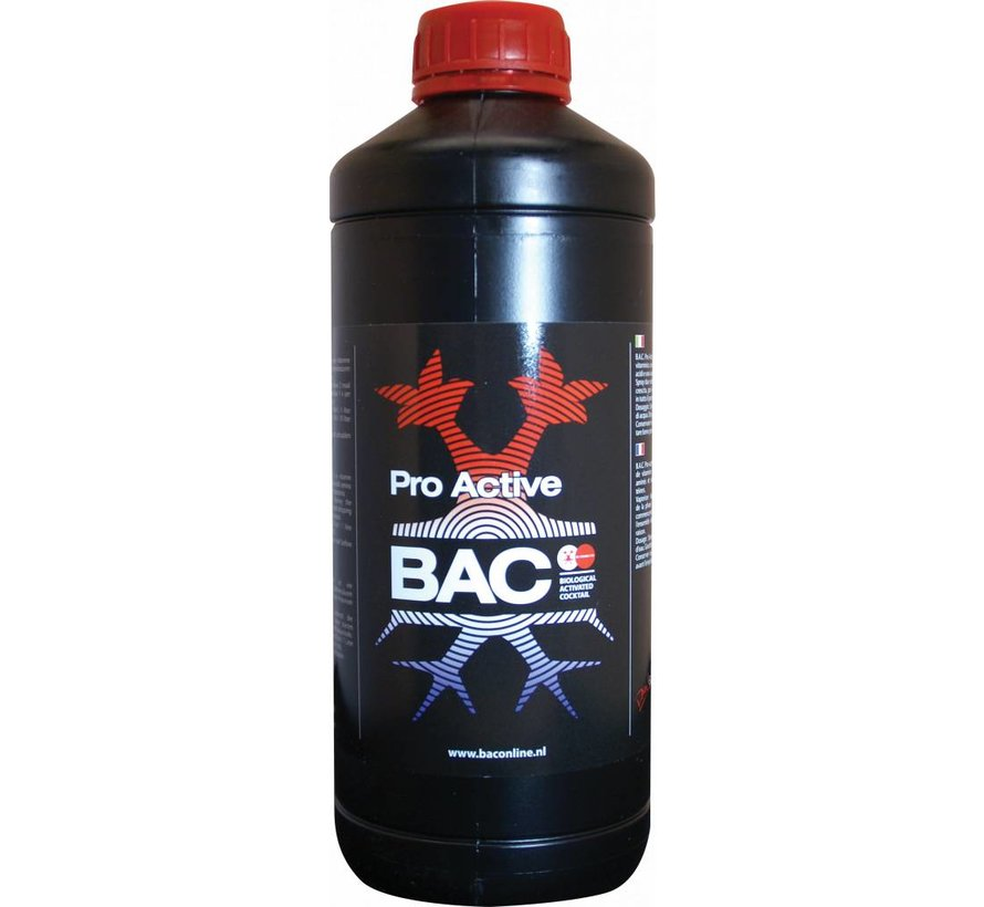 BAC Organic Pro Active 1 Liter