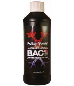 BAC Foliar Spray Blattnahrung 500 ml