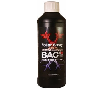 BAC Organic Foliar Spray Blattdünger 500 ml