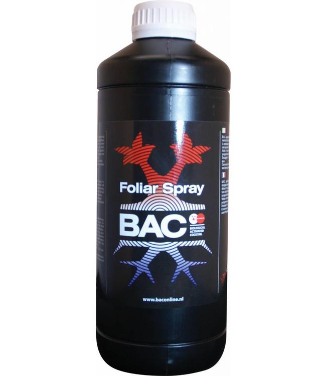 BAC Foliar Spray Blattnahrung 1 Liter