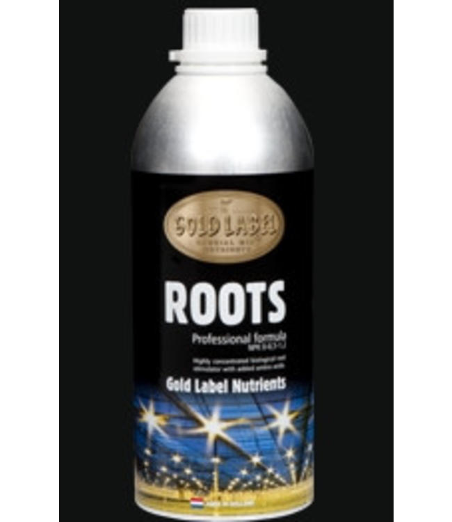 Gold Label Roots 1 Liter