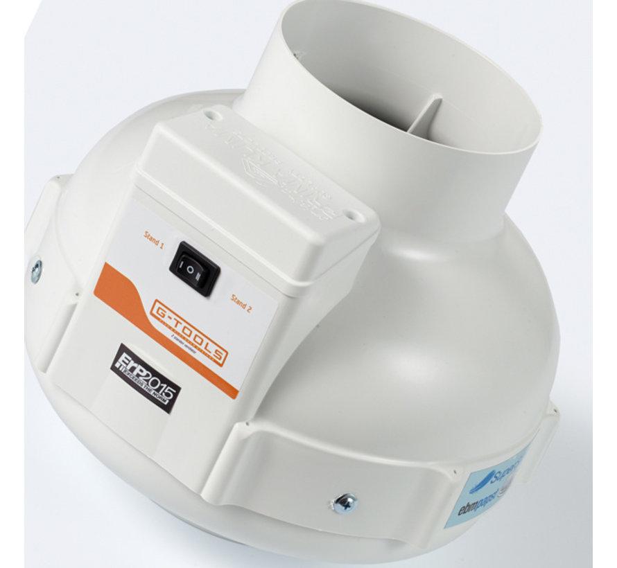 G-Tools Bonanza Lucilux 600 Watt Dimmbar HPS Schrank 1m2
