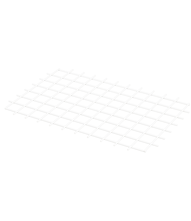 Secret Jardin Metal Grid 60x40 cm