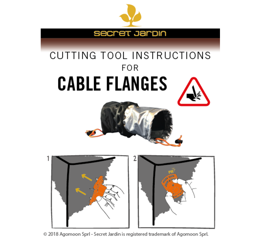 Cable Flange
