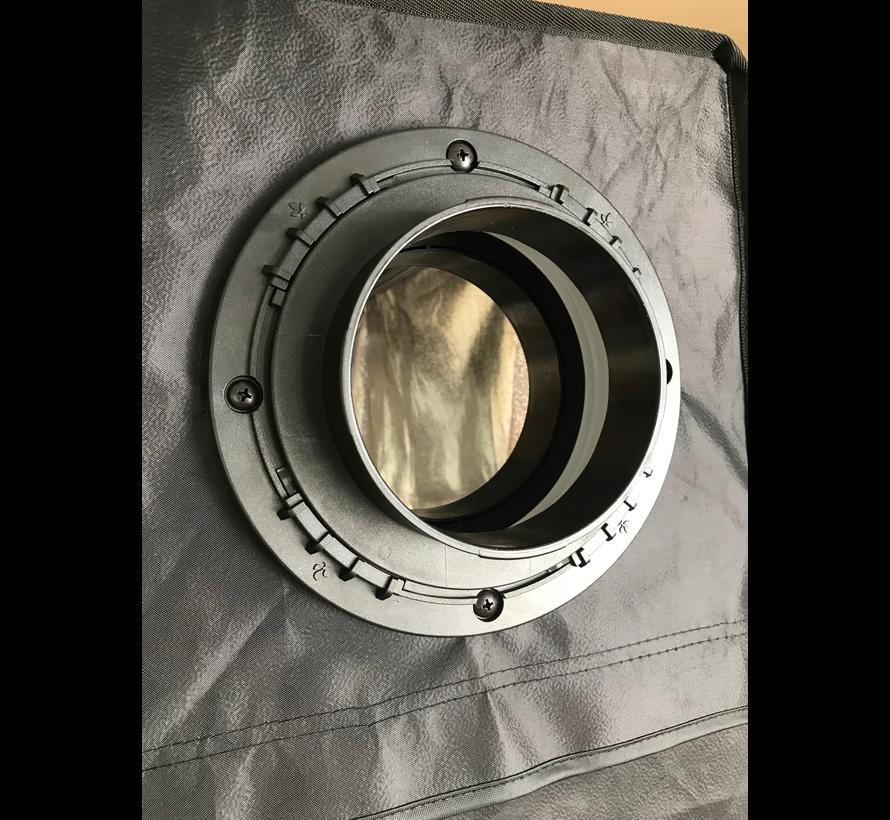 Rohr Flansch Anschlüsse  Ø150 mm