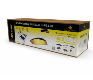 Secret Jardin Daisy Plug & Grow Ø100x60 cm 400W HPS Kit