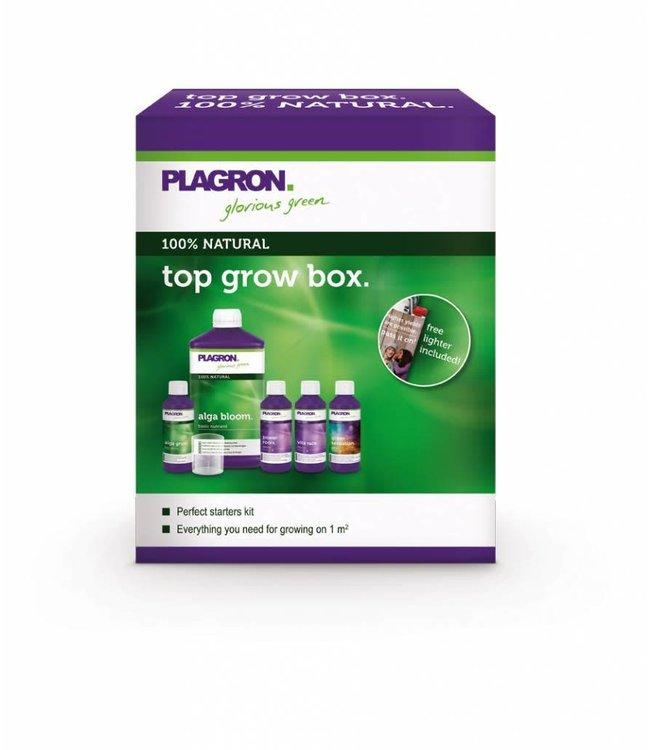 Plagron Top Grow Box 100% Natural Nährstoffe