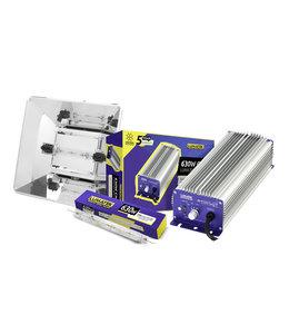 Lumatek Tekken Pro CMH 630 Watt DE Grow Lampe Set