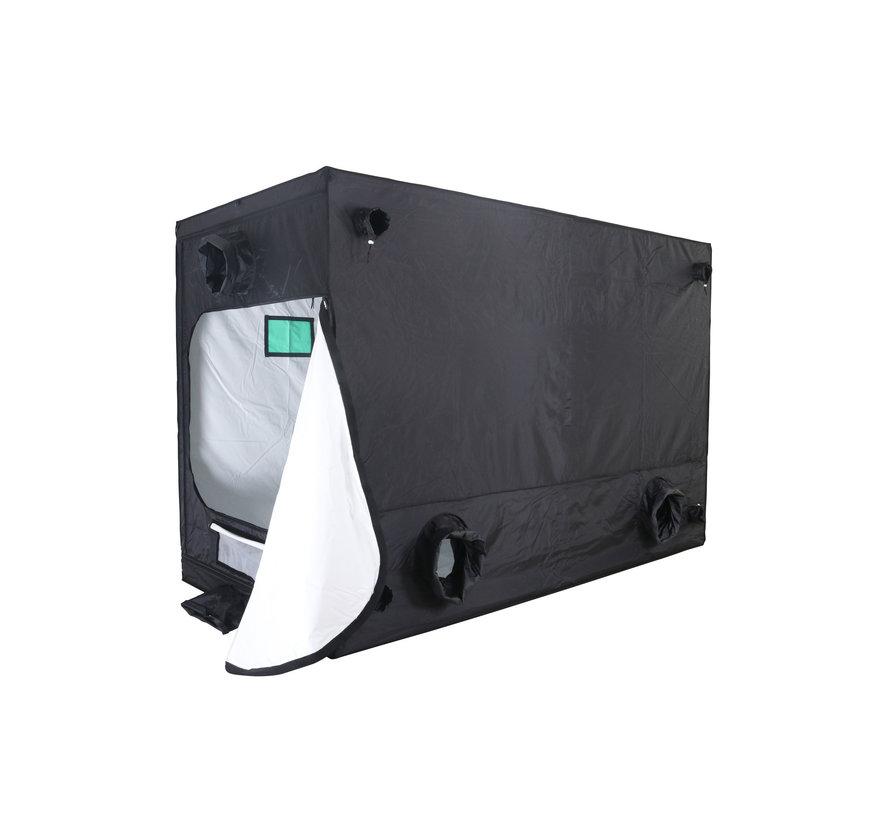 BudBox Pro XXL Plus Growbox Weiß 150x300x200 cm