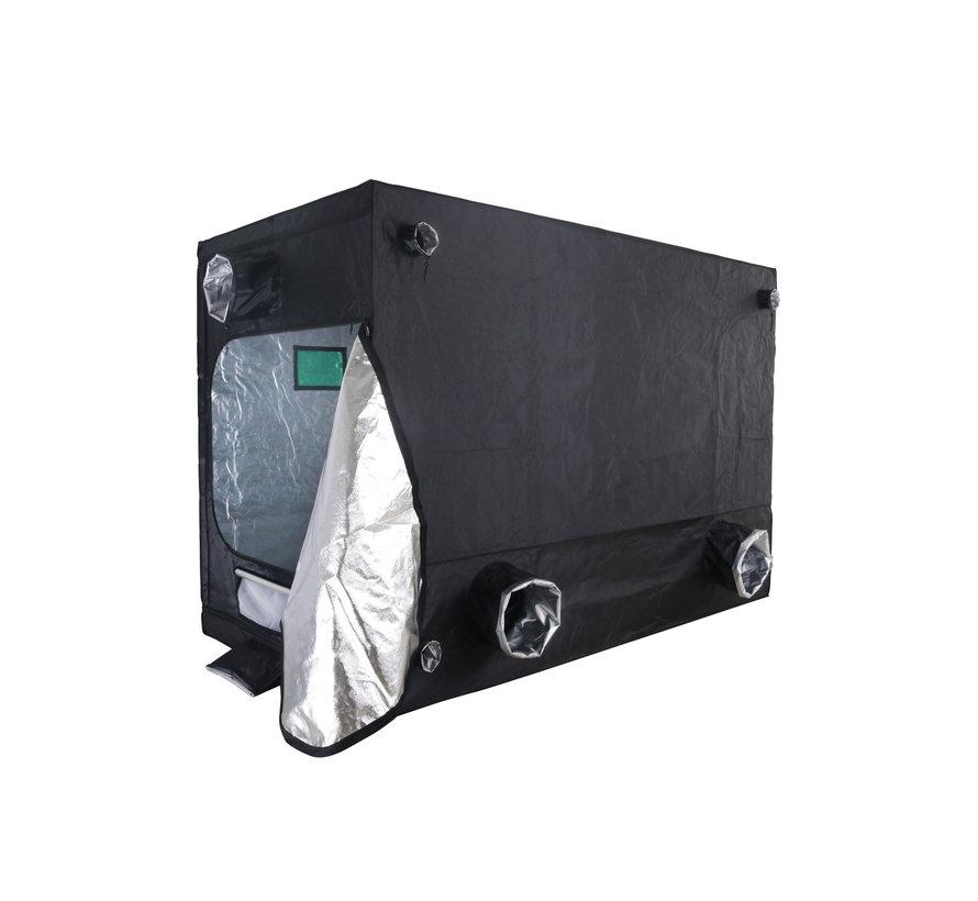 BudBox Pro XXL Plus Growbox Silber 150x300x200 cm