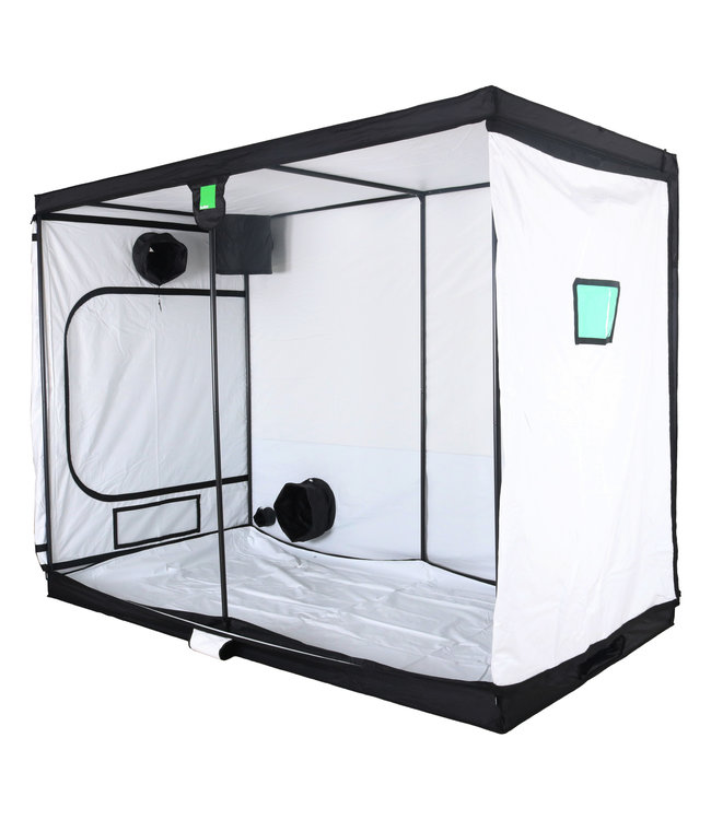 BudBox Pro XXL Plus HL Growbox Weiß 150x300x220 cm