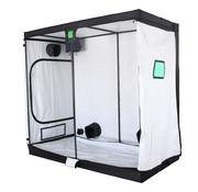 BudBox Pro XXL HL Growbox Weiß 120x240x220 cm