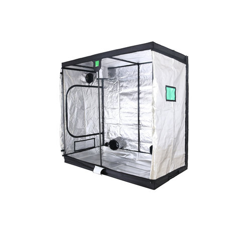 BudBox Pro XXL HL Growbox Silber 120x240x220 cm