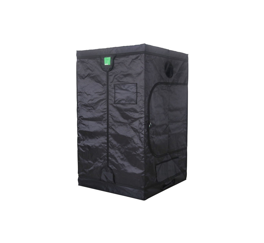 BudBox Pro XL Growbox Silber 120x120x200 cm