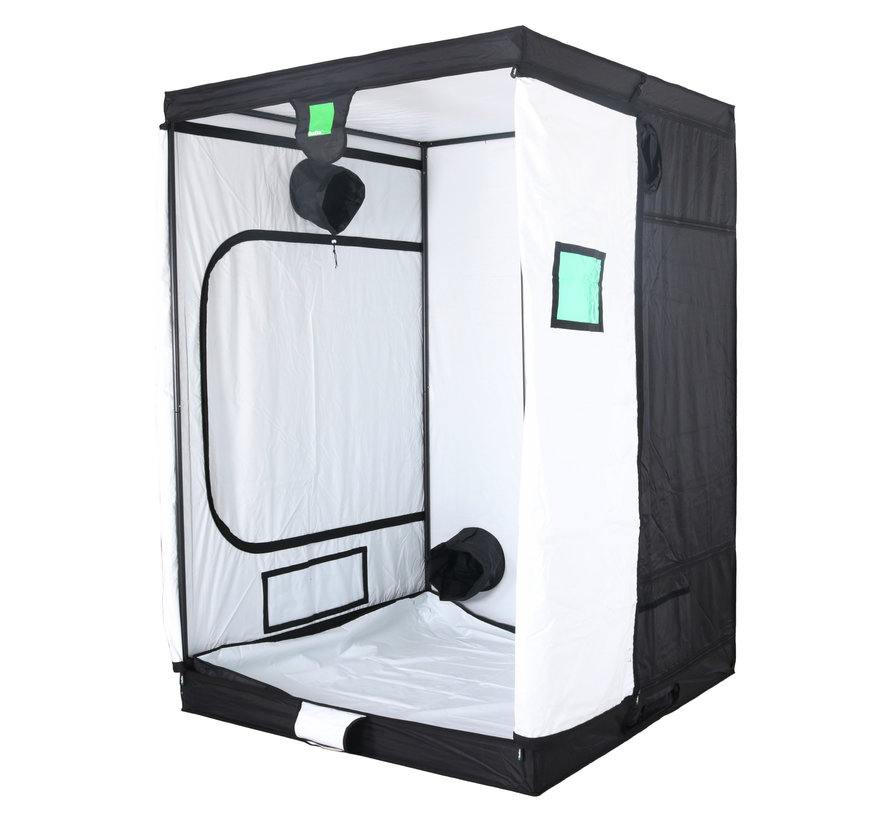 BudBox Pro XL Plus HL Growbox Weiß 150x150x220 cm