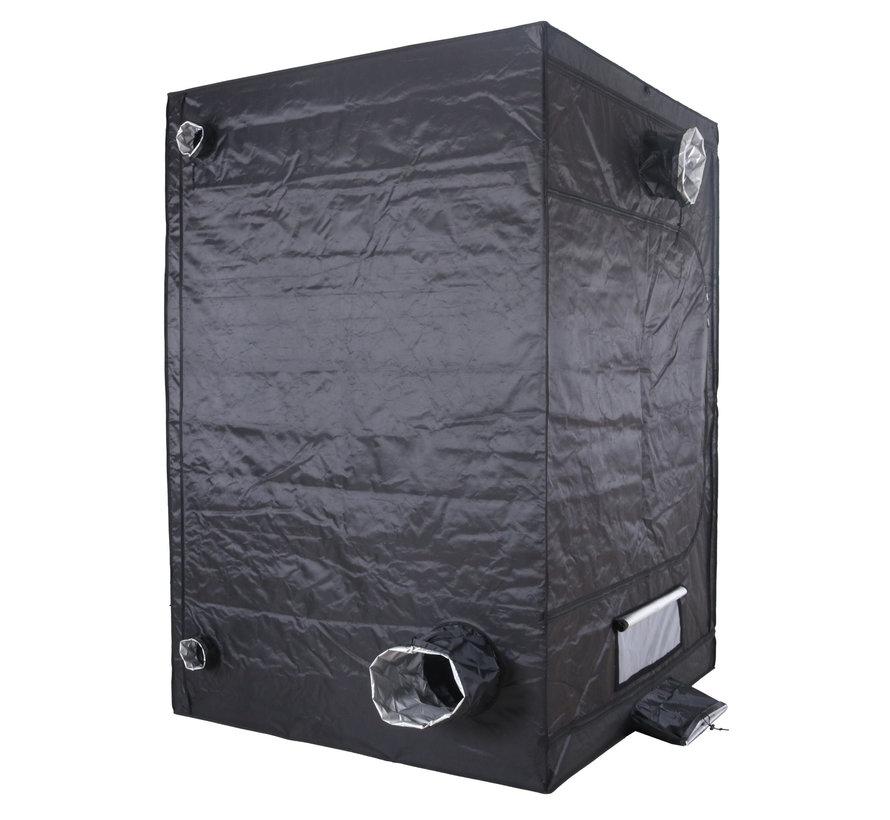 BudBox Pro XL Plus HL Growbox Silber 150x150x220 cm