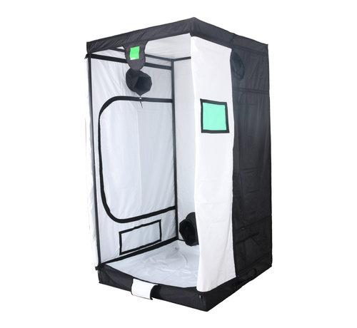 BudBox Pro XL HL Growbox Weiß 120x120x220 cm