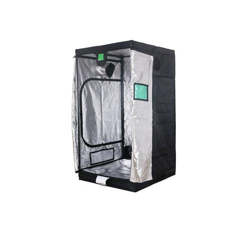 BudBox Pro XL HL Growbox Silber 120x120x220 cm