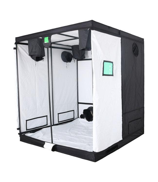 BudBox Pro Titan 1 HL Growbox Weiß 200x200x220 cm