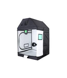 BudBox Pro XL R Growbox Weiß 120x120x180 cm