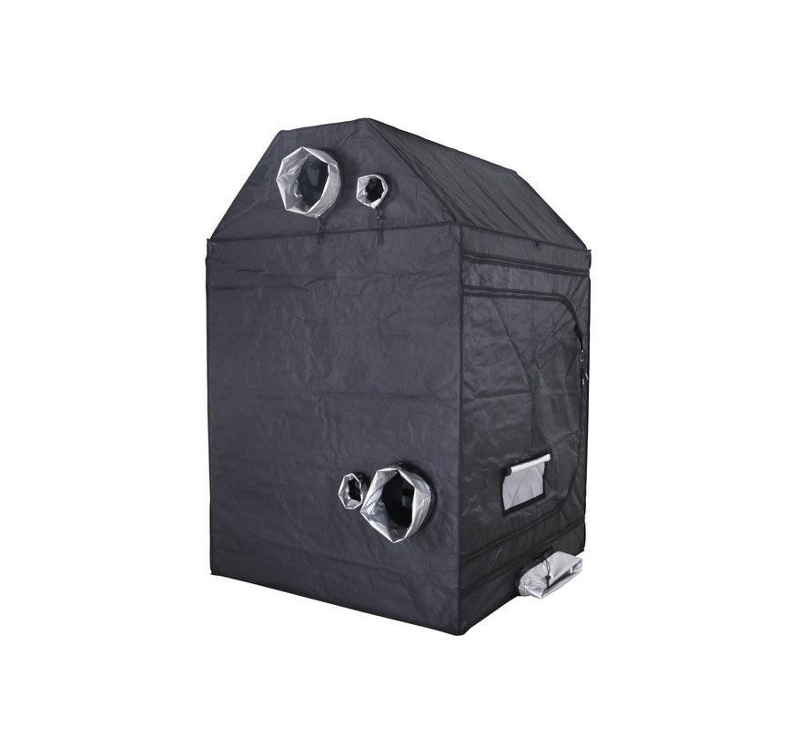 BudBox Pro XL R Growbox Silber 120x120x180 cm
