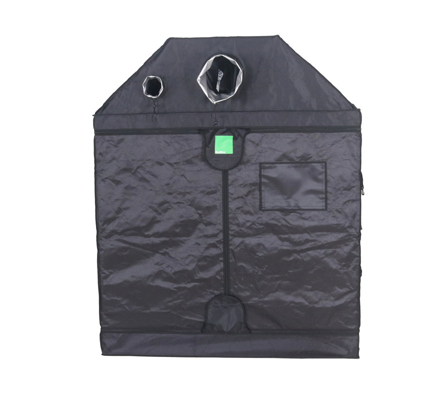 BudBox Pro XL Plus R Growbox Weiß 150x150x180 cm