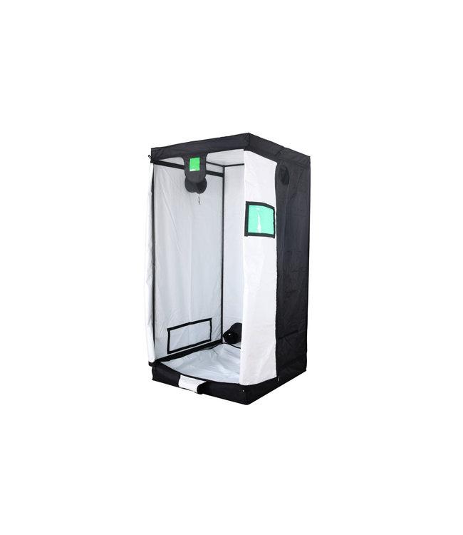 BudBox Pro L200 Growbox Weiß 100x100x200 cm