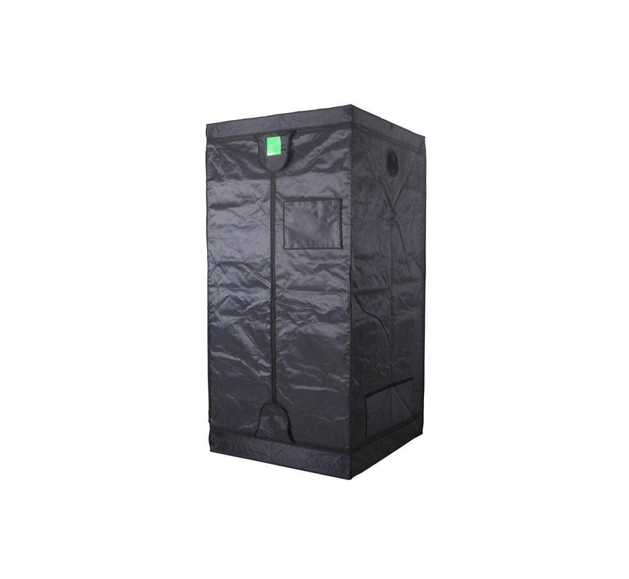 BudBox Pro L200 Growbox Silber 100x100x200 cm