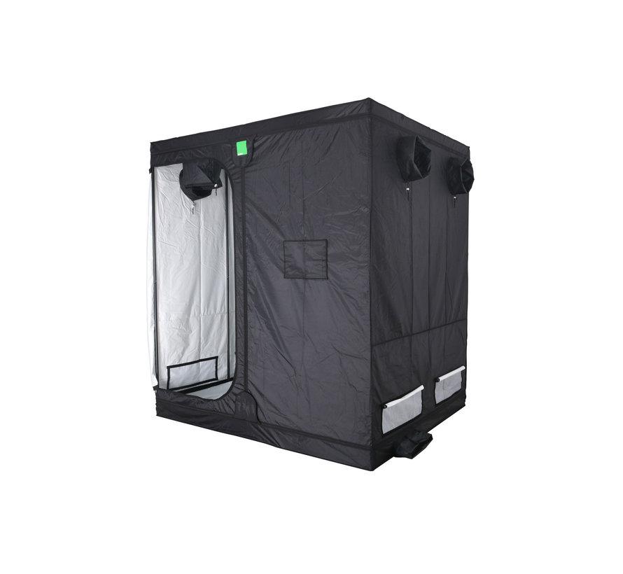 BudBox Pro GT2 Growbox Weiß 180x220x240 cm