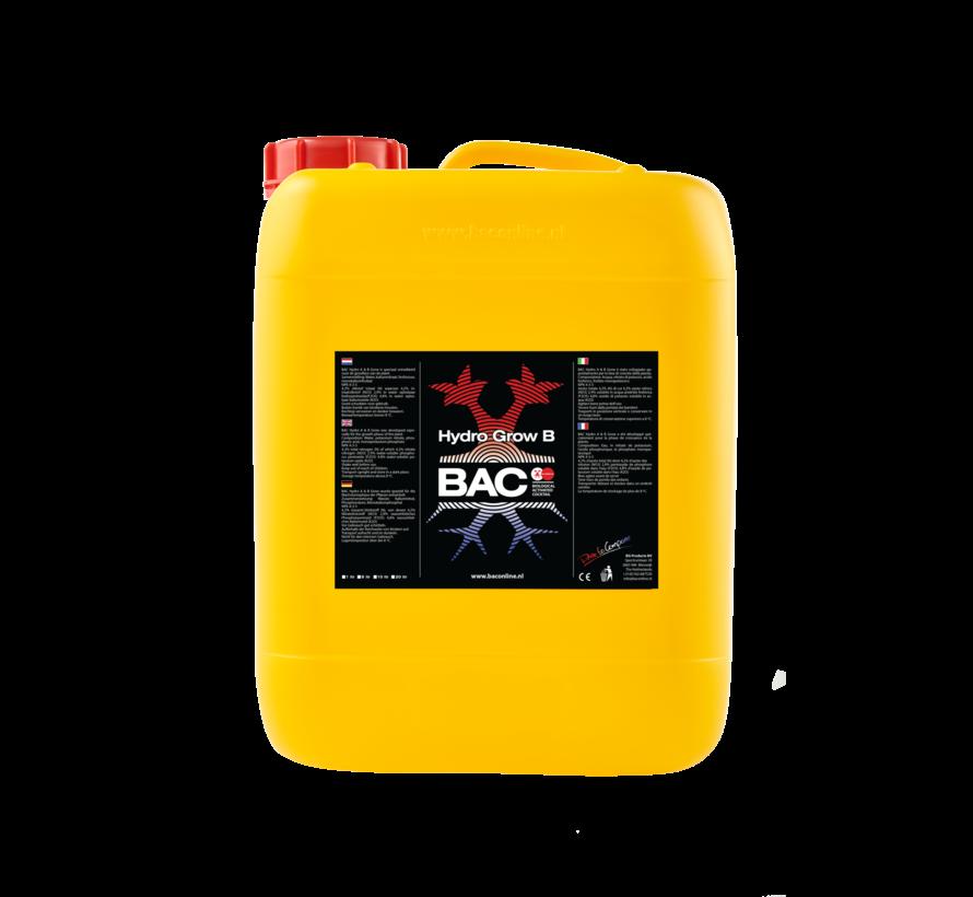 BAC Hydro A&B Wachstumsdünger 5 Liter