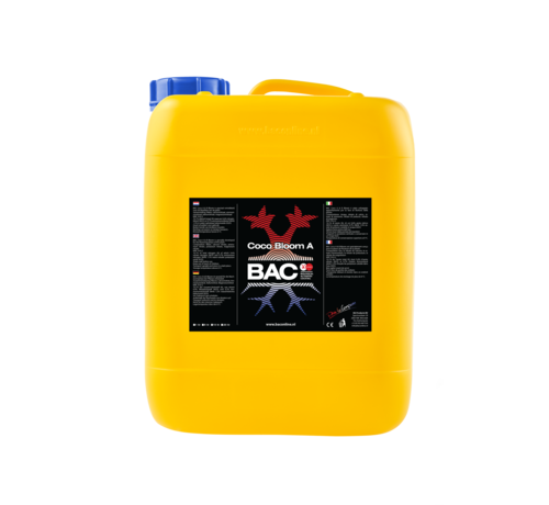 BAC Kokos A&B Blühdünger 5 Liter