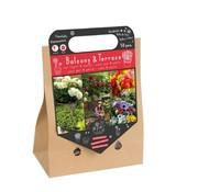 """Florex Frühlingsblumenzwiebeln """"Balkon und Terrasse"""" Pick-up Tasche"""