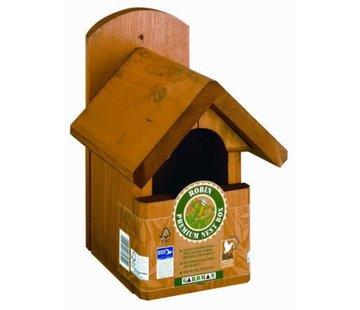 Gardman Premium Rotkehlchen Vogelhaus 19mm Holz