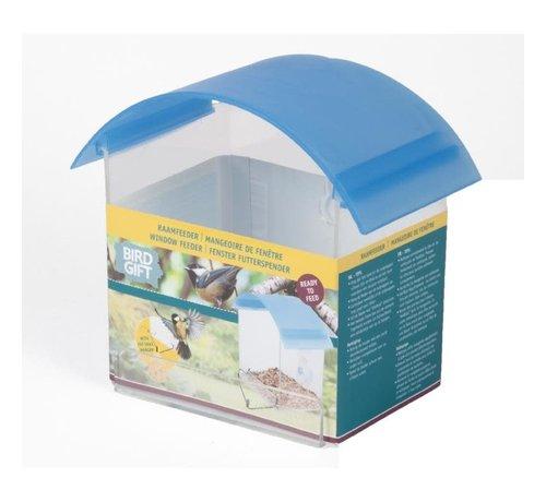 Buzzy Bird Gift Vogel Fenster Vogelfutterstation