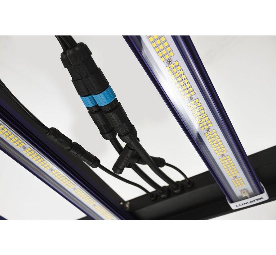 Lumatek Zeus LED 600 Watt Pro Grow Lampe