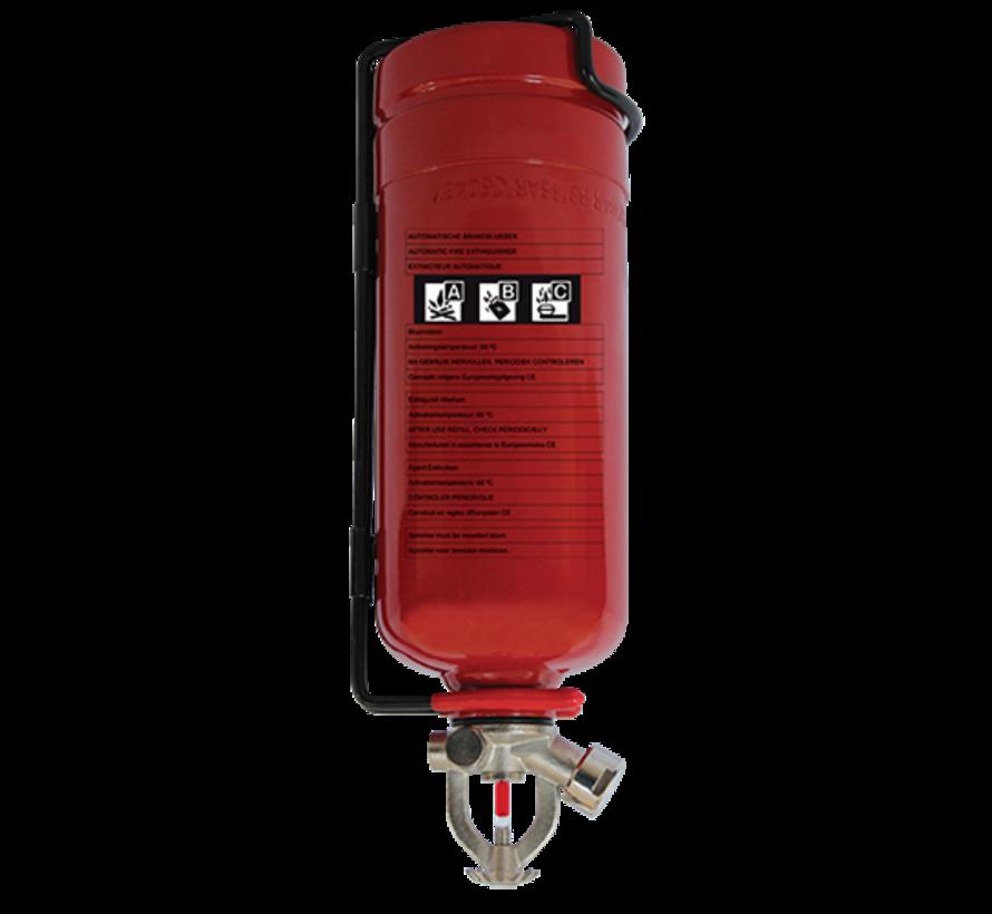 Automatische Feuerlöscher 1 kg