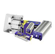 Lumatek Tekken Pro CMH 630 Watt DE Grow Lampe Set - mit Hochglanz-Reflektor