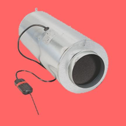 Can-Fan Iso-Max Rohrventilator