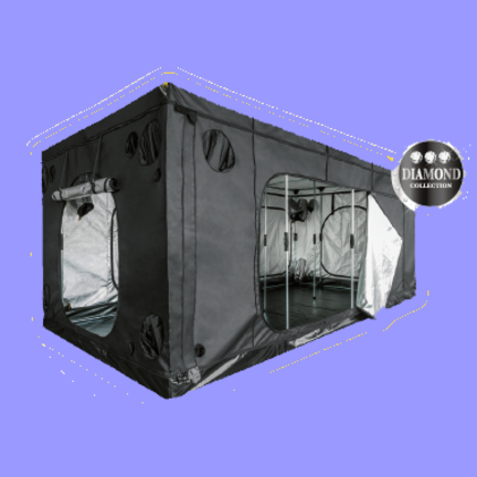 Mammoth Elite S.A. (Stand Alone) Growbox