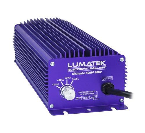 Lumatek Ultimate Pro 600W 400V Steuerbares Vorschaltgerät