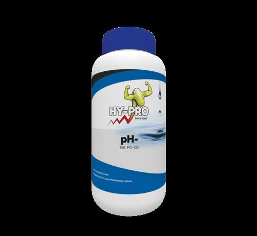 Hy-Pro PH- Salpetersäure 500 ml