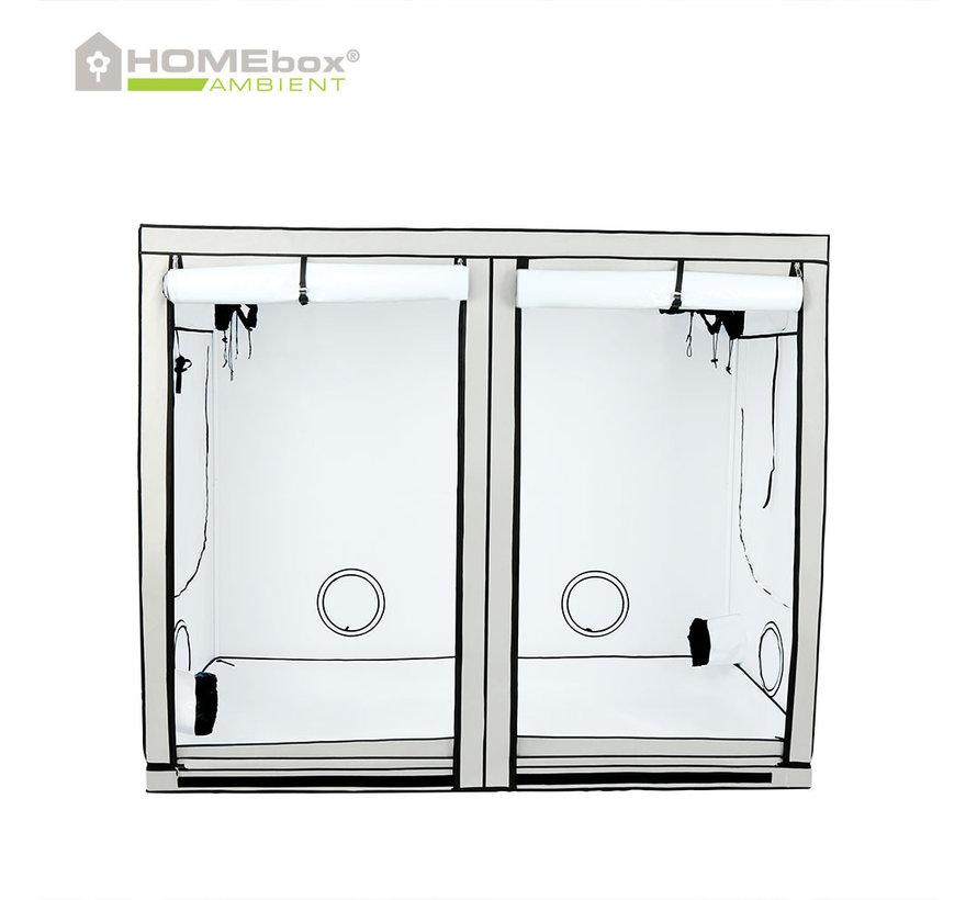 Homebox Ambient R240 Growbox Komplettset 2x 600 Watt 240x120x200